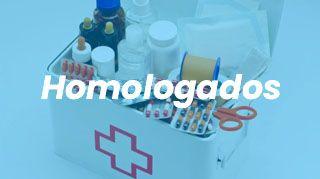 botiquines de primeros auxilios homologados